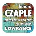 Jezioro Czaple mapa na echosondy Lowrance Simrad