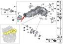 Zaślepka klap kolektora ssącego BMW 2.0 Diesel N47 Typ silnika Diesel
