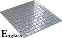 Mozaika szklana szara MIX GREY ENGLASS NOWOŚĆ