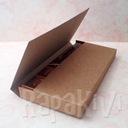 Czekoladownik baza pudełko na czekoladę kraft
