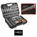 комплект 110el ключи насадочные Neo 08-666 25Л + 6 -22