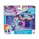 My Little Pony Movie Rainbow Dash Przemiana C1828