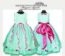 Sukienka tiulowa BETI wesele Producent bł 134/140 Płeć Dziewczynki