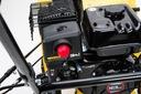 NAC GST55 Odśnieżarka spalinowa z napędem 5,5KM Waga produktu z opakowaniem jednostkowym 60 kg