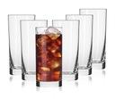 Szklanki long drink do drinków KROSNO Vivat 300ml