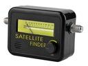Miernik sygnału SAT wychyłowy SATELLITE FINDER