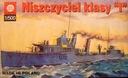 Эсминец класса И, Пластик S015 доставка товаров из Польши и Allegro на русском