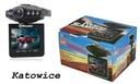 REJESTRATOR TRASY KAMERA SAMOCHODOWA FUL HD LCD SD