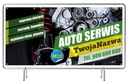 Solidny Baner reklamowy 3x1m AutoDetailing Reklama Numer katalogowy producenta 9876821188132