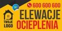 Baner reklamowy - Firma budowlana 2,5x1,25 - SZYLD EAN 9876821188132