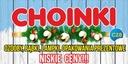 Baner Reklamowy - Choinki Fajerwerki Karp Święta Waga produktu z opakowaniem jednostkowym 1 kg