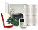 SYSTEM ALARMOWY SATEL CA-5 LED 4 CZUJKI RUCHU 24/7