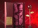 роза гравер кристалл день рождения подарок 20 30 40 50