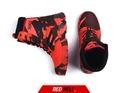 Buty DOUBLE RED Red Hell rozm.44 Kolor czarny czerwony inny kolor