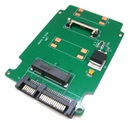 ADAPTER mSATA na SATA mini PCIe 2.5