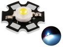 Dioda POWER LED 5W BRIDGELUX 20000K 550lm PCB