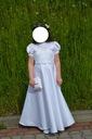 Sukienka komunijna- buty,wianek,torebka,rękawiczki