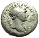 AC- TRAJAN (98-117), denar, AEQUITAS, 103-111 r.