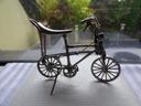 Fajny rowerek srebro próba 925