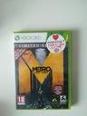 Metro Last Night XBOX 360