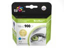 Tusz do Brother LC900 TBB-LC900CY CY 100% nowy