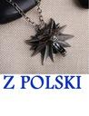 MEDALION WIEDŹMIN 3 DZIKI GON NASZYJNIK Z POLSKI
