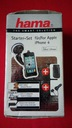 IPhone4 zestaw uchwyt etui ładowarka samochodowa