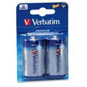 Bateria Verbatim LR20 D (2 szt blister)