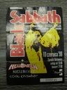 Bilet koncert Black Sabbath 1998 nr 000016 Spodek