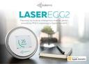 CZUJNIK JAKOŚCI POWIETRZA SMOG PM 2.5 Laser Egg 2