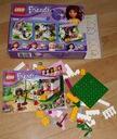 Lego Friends Domek królika Andrei 3938 używane kom