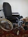 Vermeiren Comfort Wózek inwalidzki rehabilitacyjny