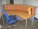 Recepcja,biurko do sekretariatu + fotel gratis