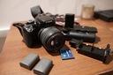 Canon 400d+batery grip