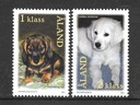 Alandy znaczki  czyste ** fauna ssaki