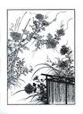 """Cykl grafik """"Japońskie kwiaty """""""