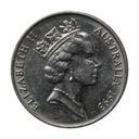 5 centów 1993 Australia st.III