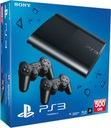 KONSOLA SONY PS3 SUPERSLIM 500GB + HDMI 2X PAD