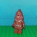 Lego star wars figurka warrior wookie 7258