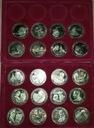 20 szt Monet Medal Jan Paweł II Pontyfikat Okazja