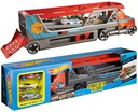 HOT WHEELS LAWETA TRANSPORTER WYRZUTNIA 3 AUTA TV