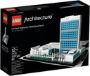 LEGO 21018 ARCHITECTURE UNITED NATIONS ONZ
