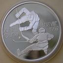 Węgry - 500 forintów - 1989 - hokej - mennicza