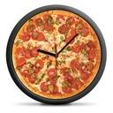 Zegar Pizza