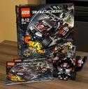 LEGO 8140 RACERS kompletne 100%
