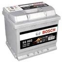AKUMULATOR BOSCH 54AH/530A S5 P+ 0092S50020