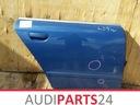 Audi A4 B6 Drzwi prawy tyl tylne prawe LZ5W ORI