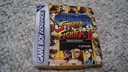 STREET FIGHTER II TURBO REVIVAL GAME BOY ADVANCE