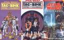 STAR WARS TAG&BINK 1-2, WIĘZY KRWI KOMIKSY
