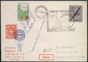 Przesyłka Balonowa 1960 r / KATOWICE - Dłutów